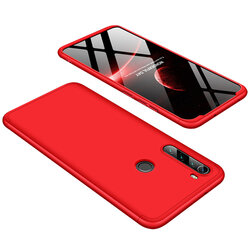 Husa Xiaomi Redmi Note 8T GKK 360 Full Cover Rosu