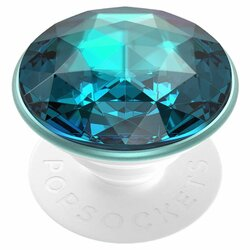 Popsockets Original, Suport Cu Functii Multiple - Disco Crystal Blue