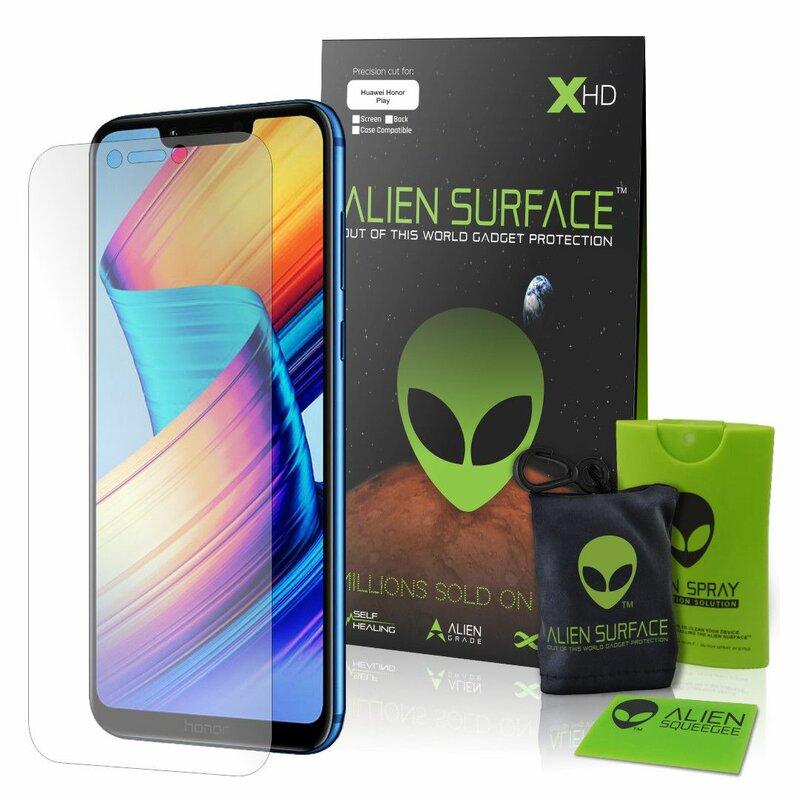 Folie Regenerabila Sony Xperia 5 Alien Surface XHD Case Friendly - Clear
