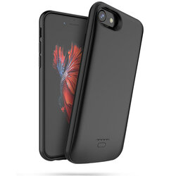 Husa Cu Baterie iPhone 6 / 6S Tech-Protect Battery Pack 4000mAh - Negru