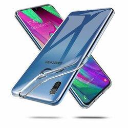 Husa Samsung Galaxy A40 Tech-Protect FlexAir - Crystal