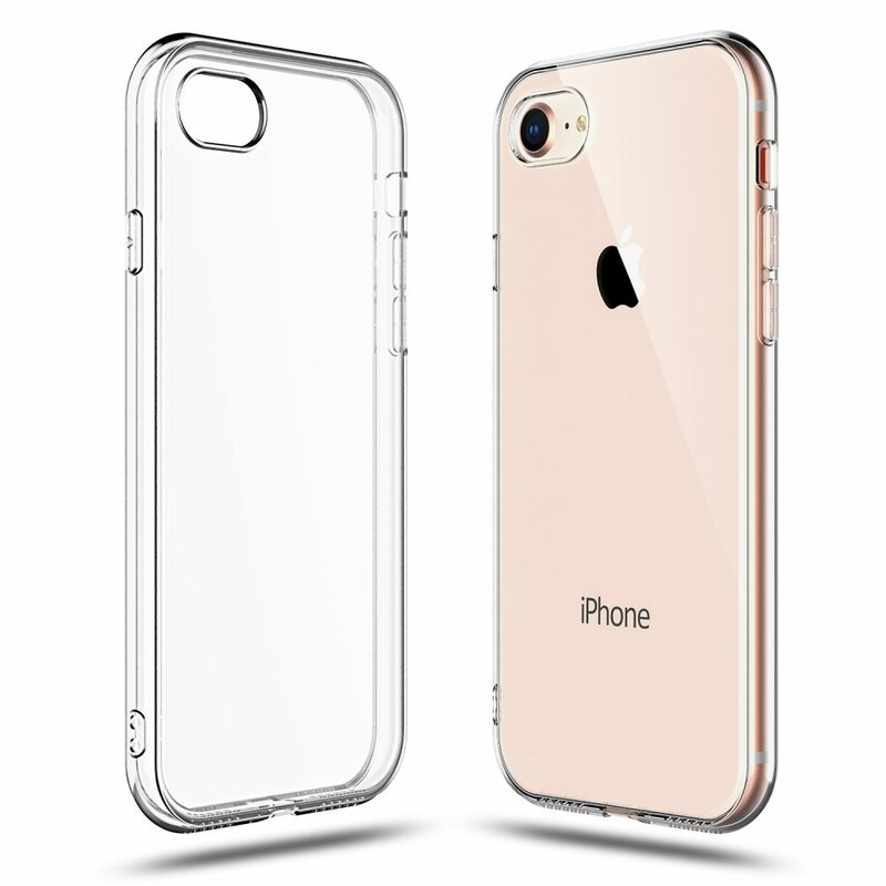 Husa iPhone 7 Tech-Protect FlexAir - Crystal