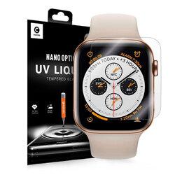 Folie Sticla Apple Watch 5 40mm Mocolo UV Glass - Clear