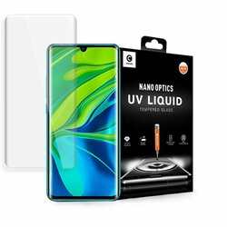 Folie Sticla Xiaomi Mi CC9 Pro Mocolo UV Glass - Clear
