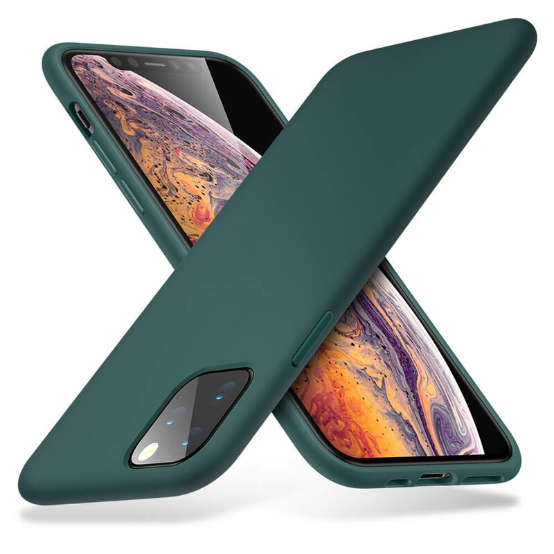Husa iPhone 11 Pro Max ESR Yippee - Pine Green