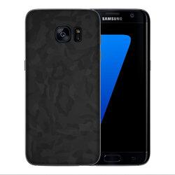Skin Samsung Galaxy S7 Edge - Sticker Mobster Autoadeziv Pentru Spate - Camo