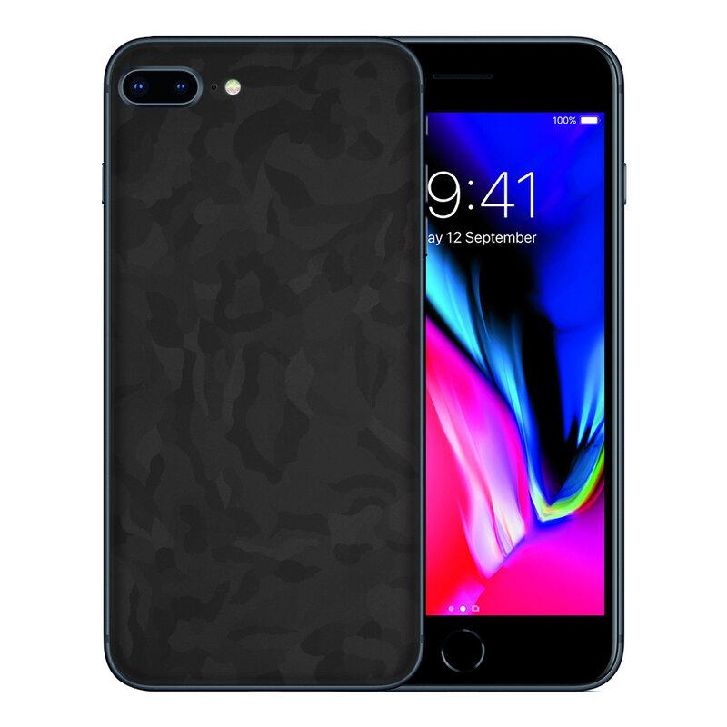 Skin iPhone 8 Plus - Sticker Mobster Autoadeziv Pentru Spate - Camo
