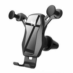 Suport Auto Wozinsky Gravity Phone Holder Pentru Grila De Ventilatie - WCH-04 - Negru