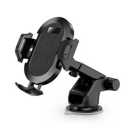 Suport Auto Tech-Protect Universal S113 Telescopic Cu Ventuza Pentru Telefon - Negru