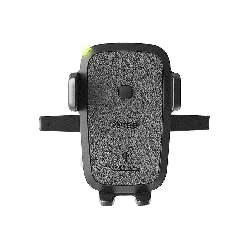 Suport Auto IOttie Easy One Touch 4 Qi Cu Incarcare Wireless Universal Telescopic - Negru