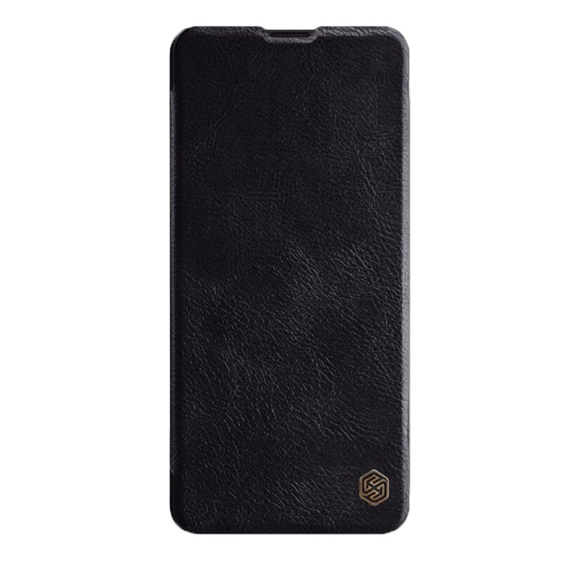 Husa Samsung Galaxy A51 Nillkin QIN Leather - Negru