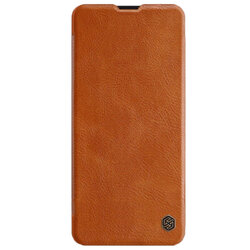 Husa Samsung Galaxy A51 Nillkin QIN Leather - Maro