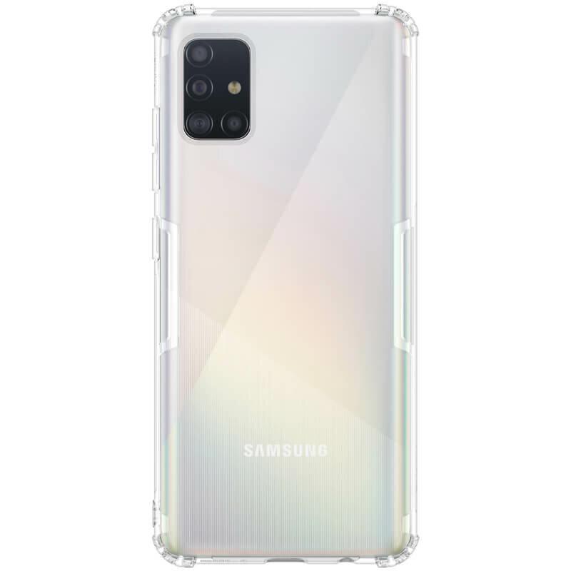 Husa Samsung Galaxy A51 Nillkin Nature UltraSlim - Transparent