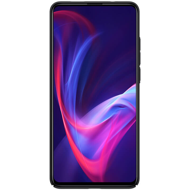 Husa Xiaomi Mi 9T Nillkin Super Frosted Shield - Black