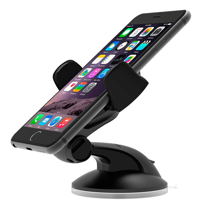 Suport Auto IOttie Easy Flex 3 Universal Telescopic Pentru Telefon - Negru