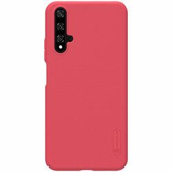 Husa Huawei Nova 5T Nillkin Super Frosted Shield - Red