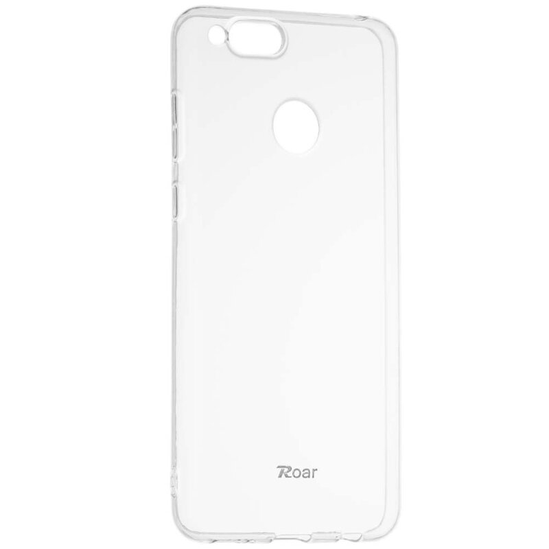 Husa Xiaomi Mi A3 / Mi CC9e Roar Colorful Jelly Case - Transparent