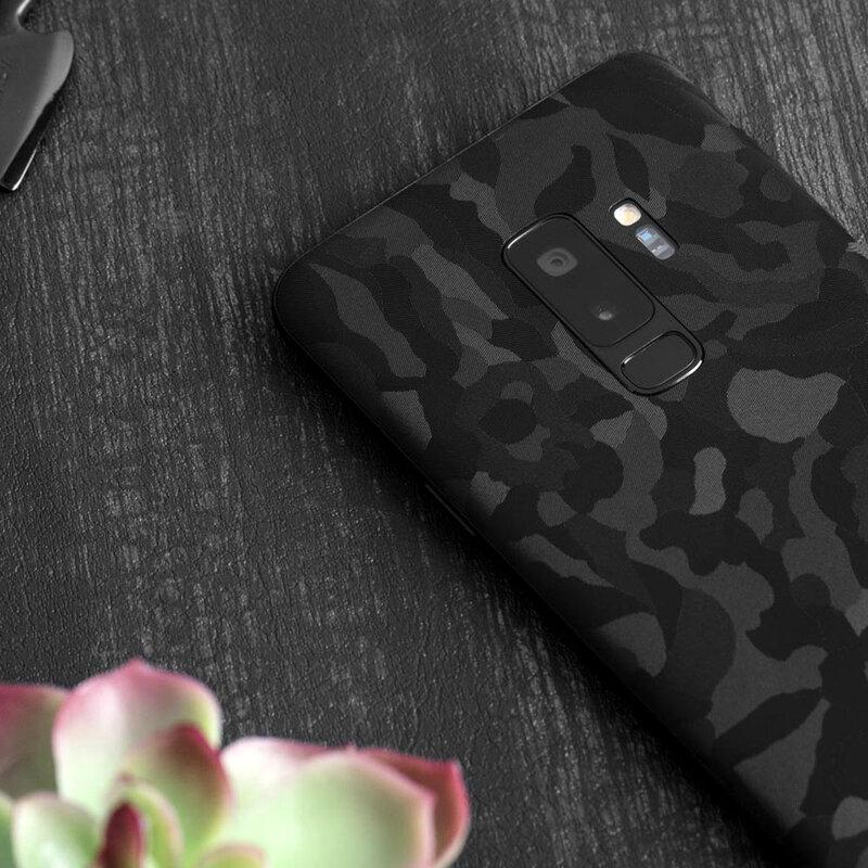 Skin iPhone XS Max - Sticker Mobster Autoadeziv Pentru Spate - Camo