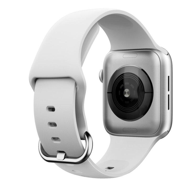 Curea Apple Watch 1 38mm Tech-Protect Gearband - Alb