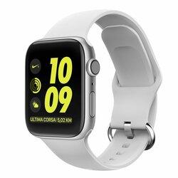Curea Apple Watch 1 42mm Tech-Protect Gearband - Alb