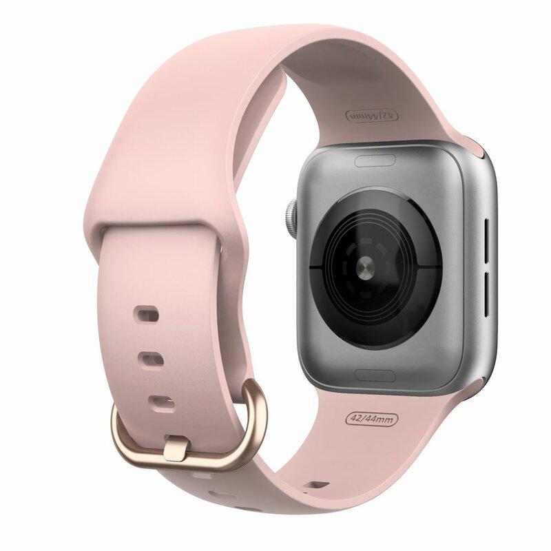 Curea Apple Watch 1 42mm Tech-Protect Gearband - Roz