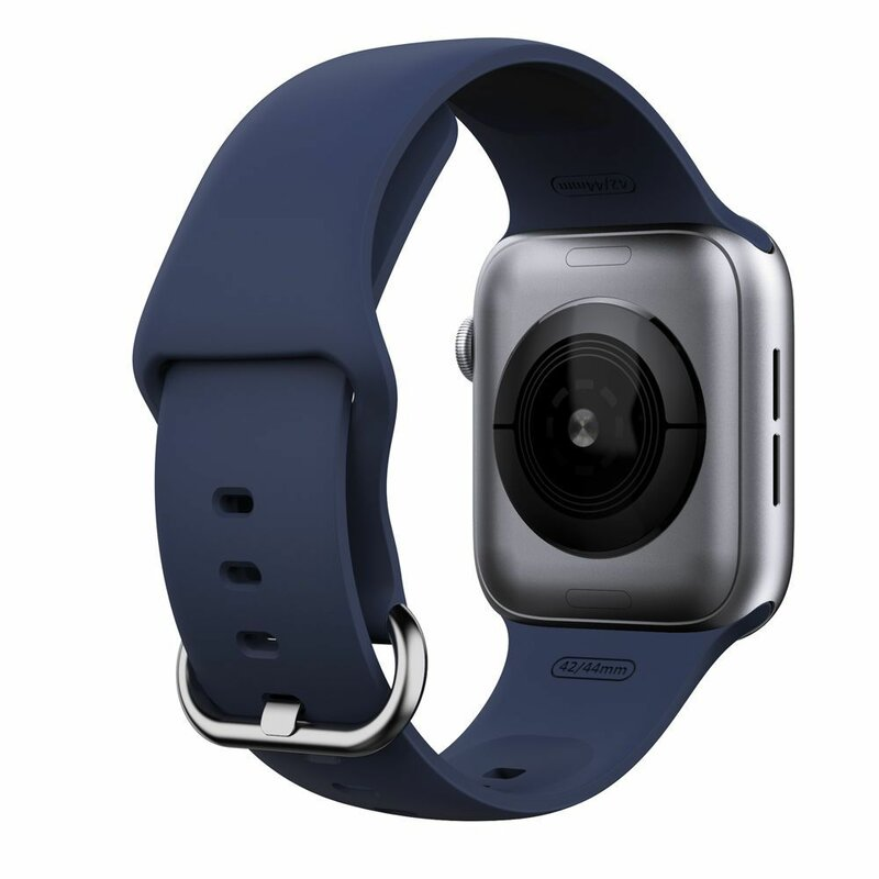 Curea Apple Watch 1 42mm Tech-Protect Gearband - Albastru