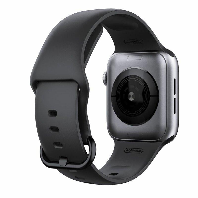 Curea Apple Watch 1 42mm Tech-Protect Gearband - Negru
