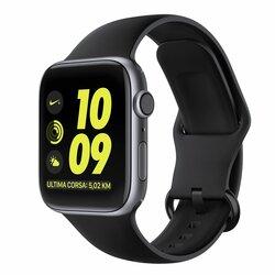 Curea Apple Watch 3 42mm Tech-Protect Gearband - Negru