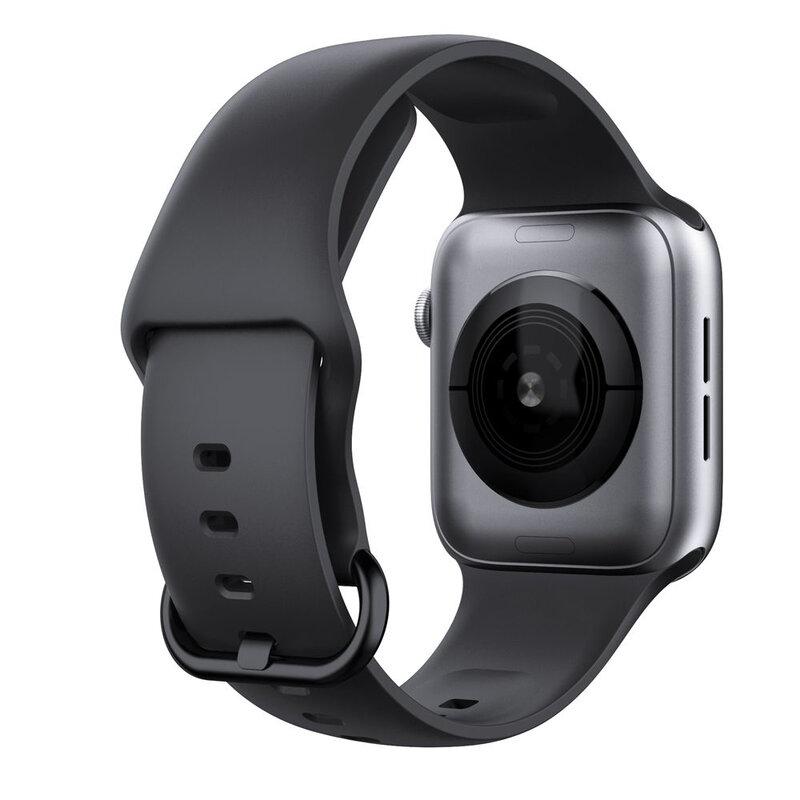 Curea Apple Watch 1 38mm Tech-Protect Gearband - Negru