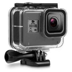 Carcasa Subacvatica GoPro Hero 8 Tech-Protect Waterproof Case - Transparenta