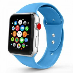 Curea Apple Watch 1 38mm Tech-Protect Smoothband - Denim Blue