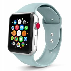 Curea Apple Watch 1 38mm Tech-Protect Smoothband - Turquoise
