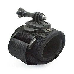 Banda Suport Pentru Mana GoPro Tech-Protect Armband - Negru