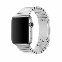 Curea Apple Watch 1 42mm Tech-Protect Steelband - Argintiu