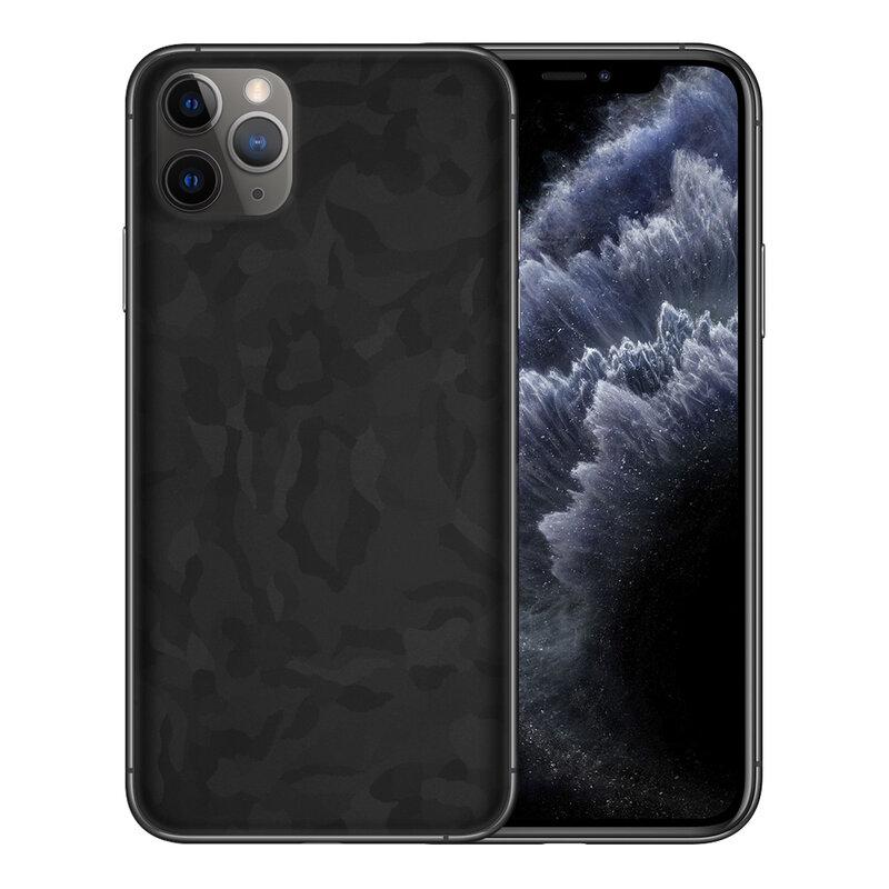 Skin iPhone 11 Pro Max - Sticker Mobster Autoadeziv Pentru Spate - Camo