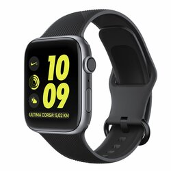 Curea Apple Watch 1 38mm Tech-Protect Gearband - Obliq