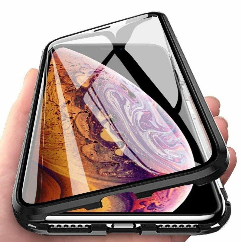 Husa iPhone 11 Wozinsky Magnetic 360° Acoperire Completa(Fata+Spate) - Clear