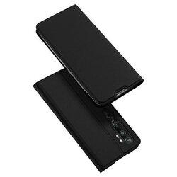 Husa Xiaomi Mi CC9 Pro Dux Ducis Flip Stand Book - Negru