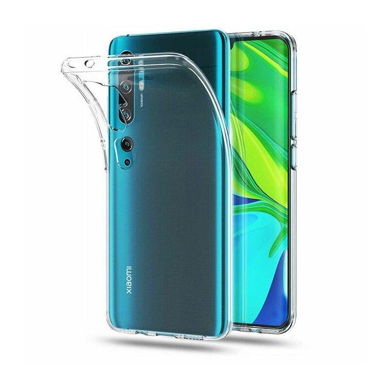 Husa Xiaomi Mi CC9 Pro Tech-Protect FlexAir - Crystal