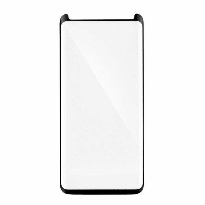 Folie Sticla Xiaomi Mi CC9 Pro BlueStar Full Glue - Black