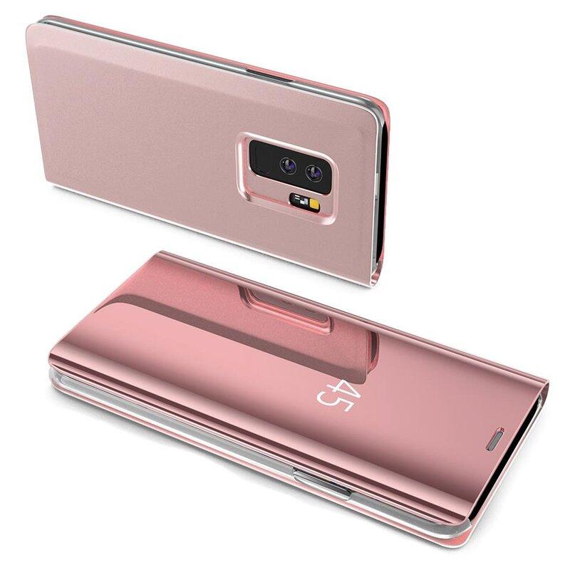 Husa Xiaomi Mi 9T Pro Flip Standing Cover - Pink