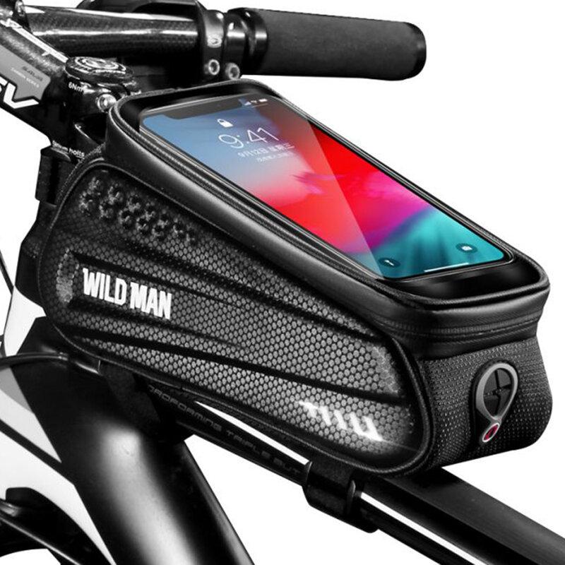 Geanta Pentru Bicicleta WildMan