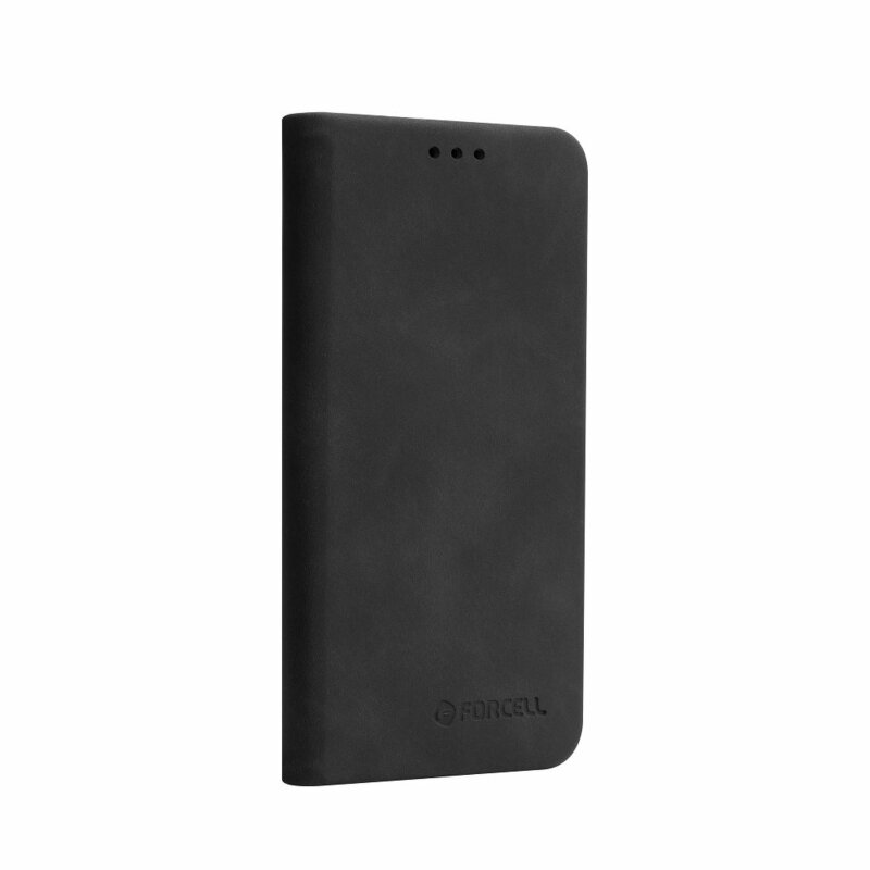 Husa Xiaomi Redmi Note 7 Forcell Silk Wallet - Black
