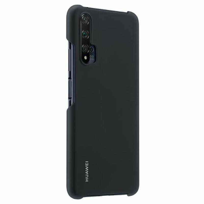 Husa Originala Huawei Nova 5T PC - Negru