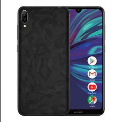 Skin Huawei Y6 2019 - Sticker Mobster Autoadeziv Pentru Spate - Camo