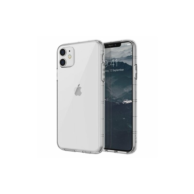 Husa iPhone 11 Uniq Airfender - Clear