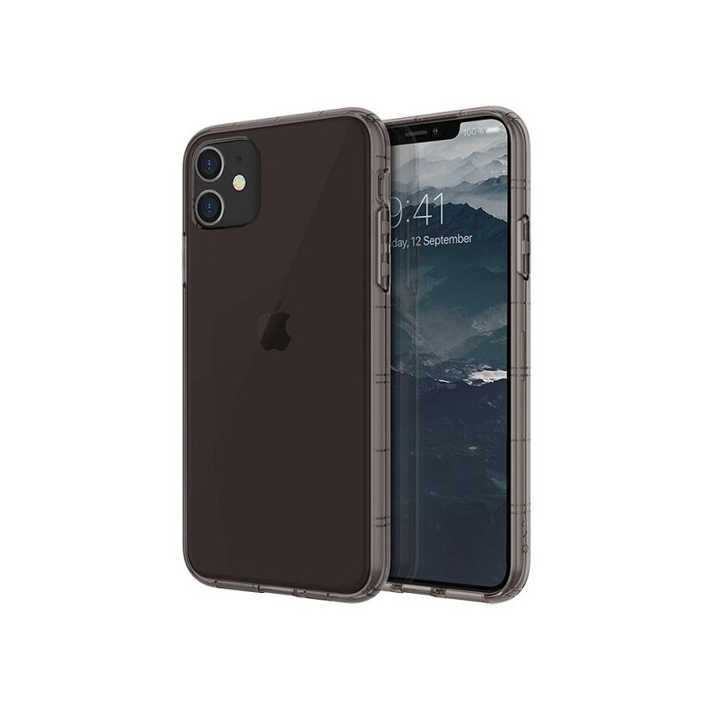 Husa iPhone 11 Uniq Airfender - Smoky
