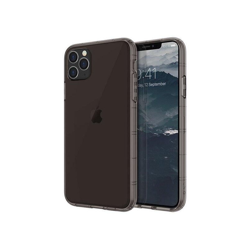 Husa iPhone 11 Pro Max Uniq Airfender - Smoky