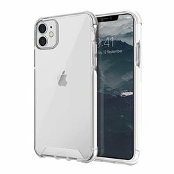Husa iPhone 11 Uniq Combat - White