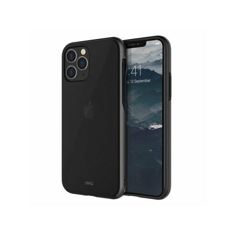 Husa iPhone 11 Pro Max Uniq Vesto Hue - Gunmetal